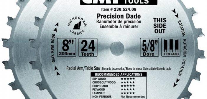 Dado-blade set